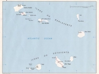 caboverde map