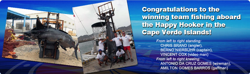 2010 Blue Marlin World Cup Winner